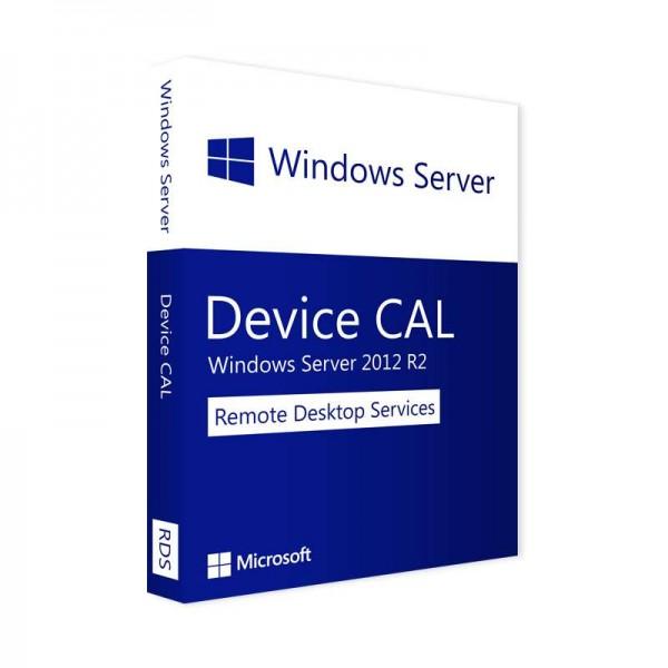 MICROSOFT REMOTE DESKTOP SERVICES 2012 R2 DEVICE CAL