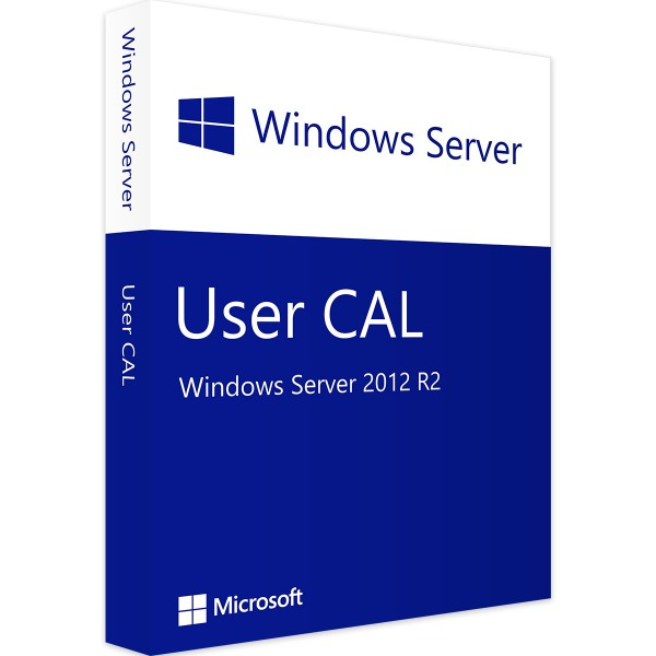 MICROSOFT WINDOWS SERVER 2012 R2 USER CAL