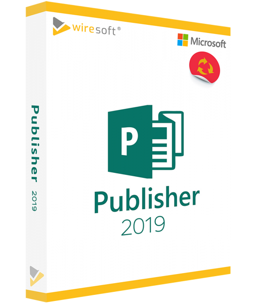 MICROSOFT PUBLISHER 2019