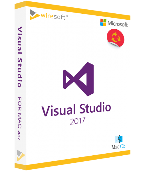 MICROSOFT VISUAL STUDIO 2017 FÜR MAC