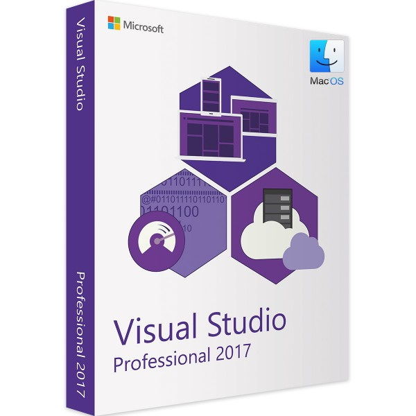 MICROSOFT VISUAL STUDIO 2017 FÜR MAC
