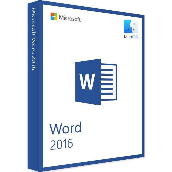 MICROSOFT WORD MAC 2016