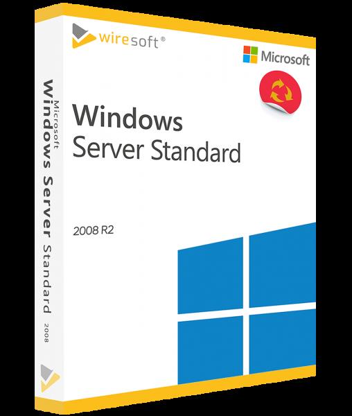 MICROSOFT WINDOWS SERVER 2008 R2 STANDARD