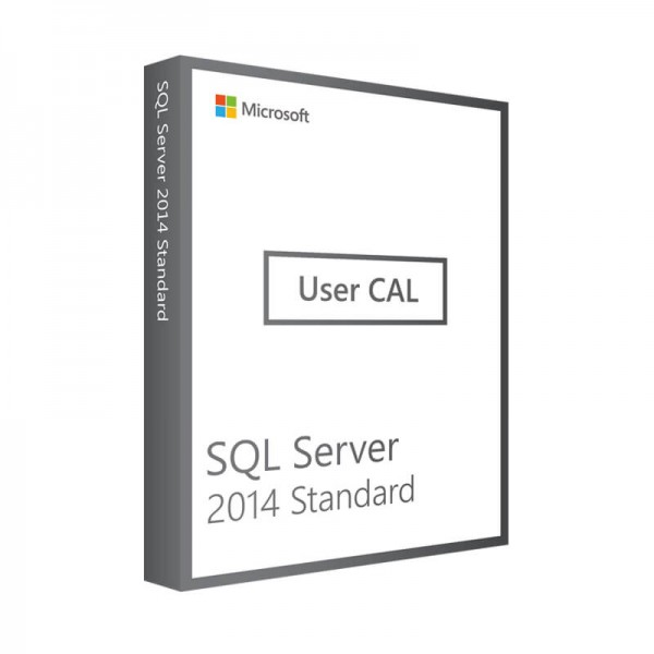 MICROSOFT SQL SERVER 2014 STANDARD USER CAL