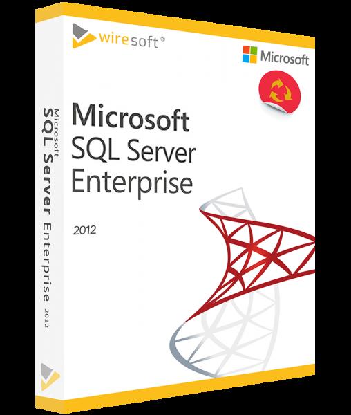 MICROSOFT SQL SERVER 2012 ENTERPRISE