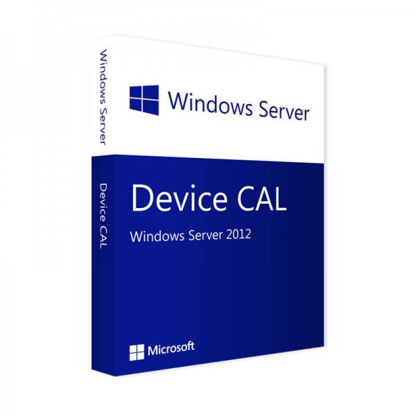 MICROSOFT WINDOWS SERVER 2012 DEVICE CAL