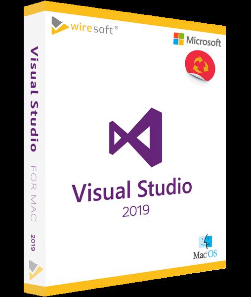 MICROSOFT VISUAL STUDIO 2019 FÜR MAC